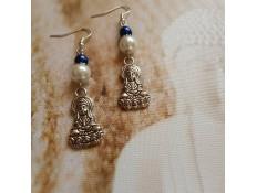 Boucles d'oreilles Séjour en Inde