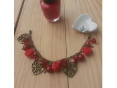 Bracelet Le bouquet de Saint-Valentin