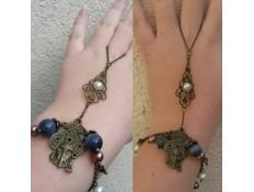 Bracelet/bague Princesse des nuits
