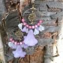 """Boucles d'oreilles """"L'arbre à fleurs"""""""