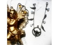 Bracelet bronze et blanc Plaisir d'ange