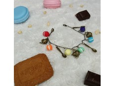"Bracelet ""Mange mon petit, mange"""