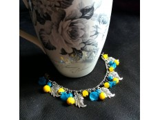 "Bracelet ""Parfum fleuri'"