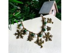 "Bracelet ""Vive Noël !"""