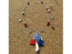 La Lady et les pompons marins
