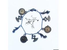 Bracelet bronze Avant Minuit