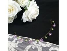 """Bracelet """"Reine des Fleurs des Prés"""""""