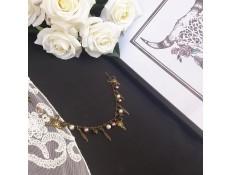 """Bracelet de cheville """"Plaisir Amérindien"""""""