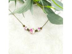 "Collier ""Perles d'Asie"""