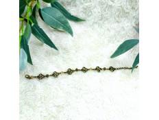 """Bracelet """"Romantique est le plaisir"""""""